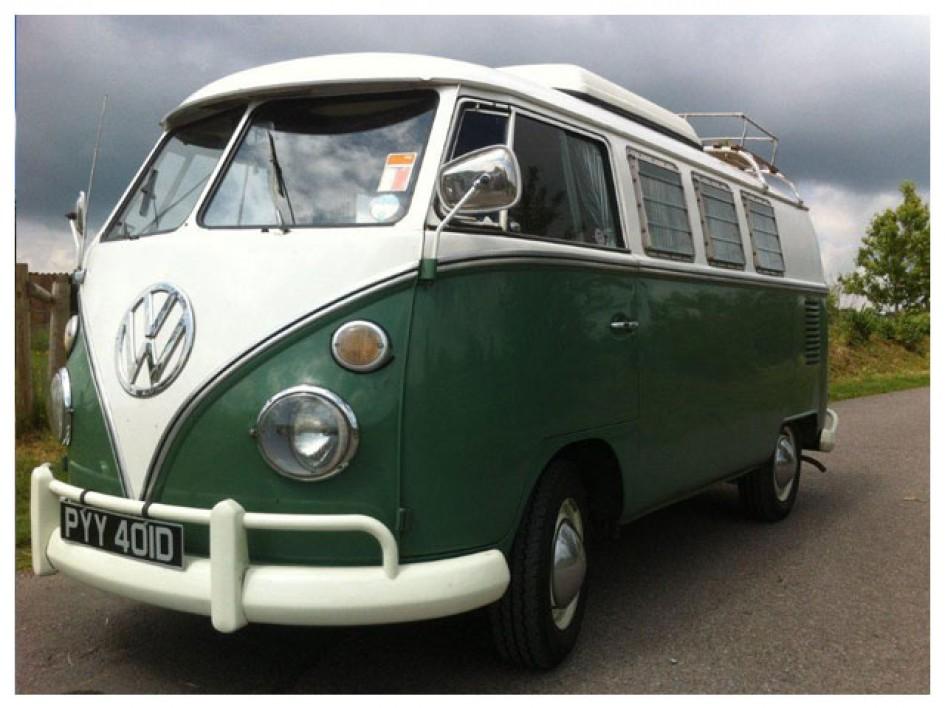 SOLD 1966 Split Screen SO42 VW Campervan