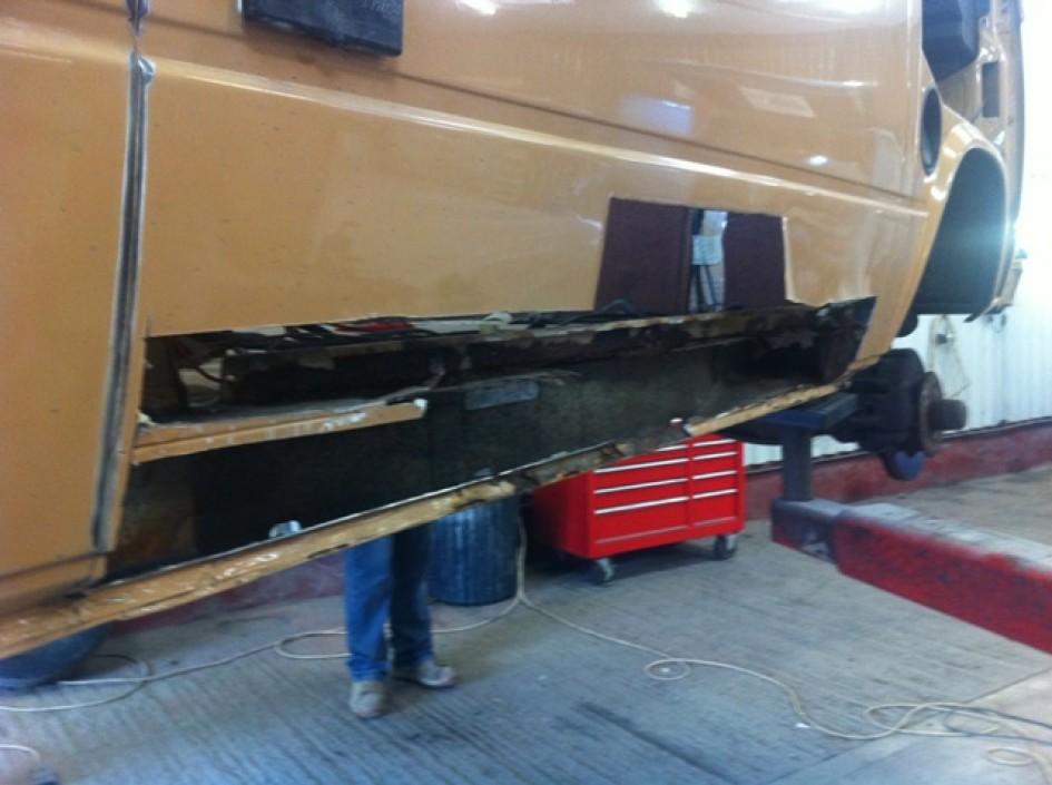 VW T25 Restoration - South West VWs